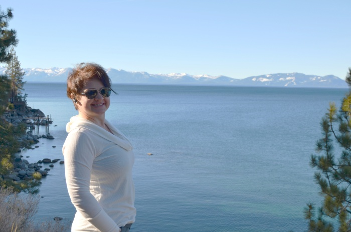Lake Tahoe CA Jan 2015