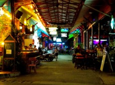 Patong Nightlife Starting