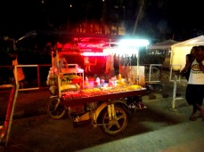 Thailand, Carnivore Food Cart
