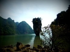 "Thailand Island Hopping ~ ""James Bond Island"""