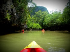 Canoeing, Phuket Islands