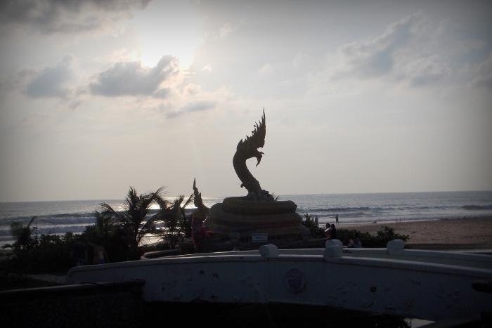 Scary Dragon, Karon Beach
