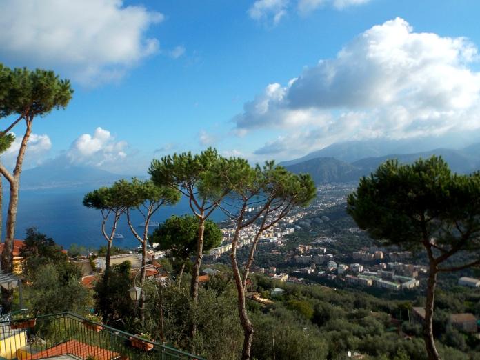 My view ~ Sorrento, Italy