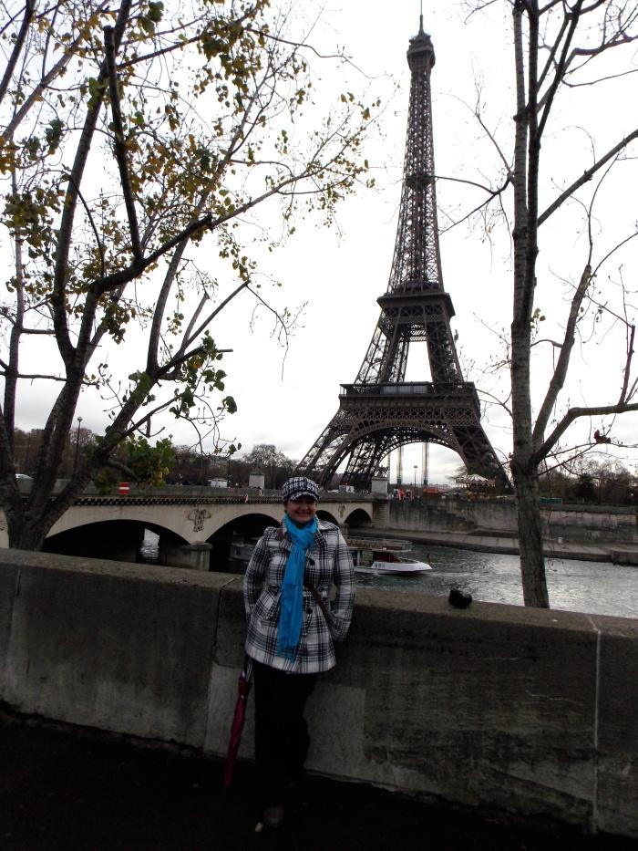 Me & Tour Eiffel