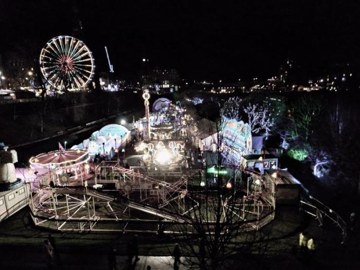 Edinburgh Christmas Festival