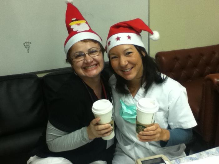 Christmas Elf's need coffee too...