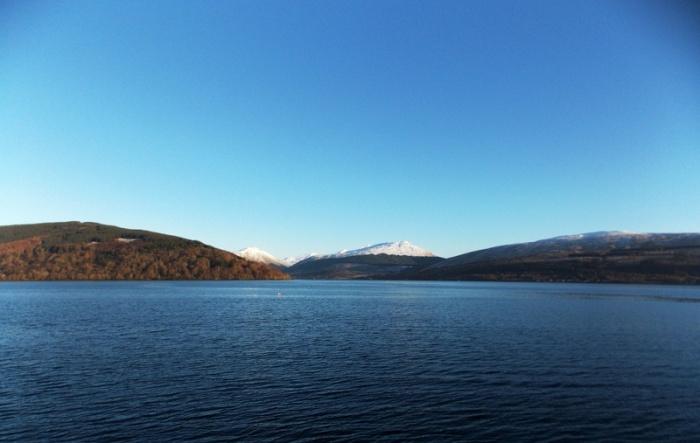 Loch Fyne, Iveraray, Scottish Highlands