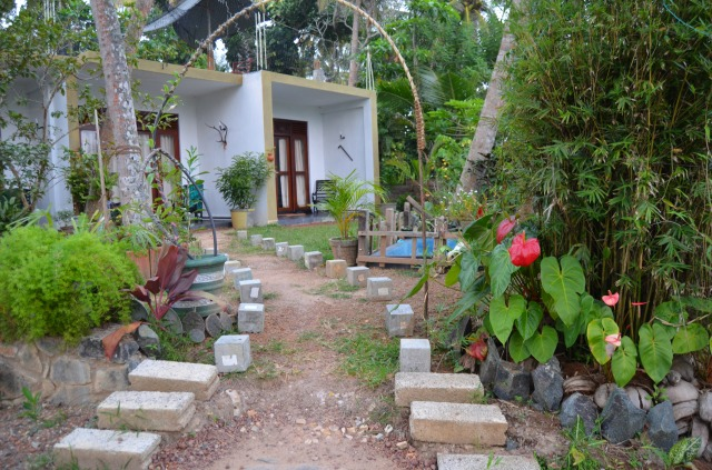 Guesthouse, Mirissa Beach ~ Sri Lanka