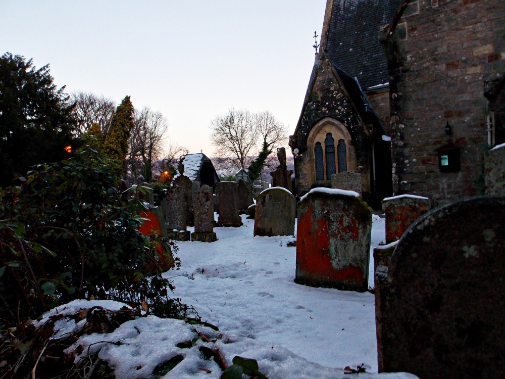 St. Kessog's Churchyard 011