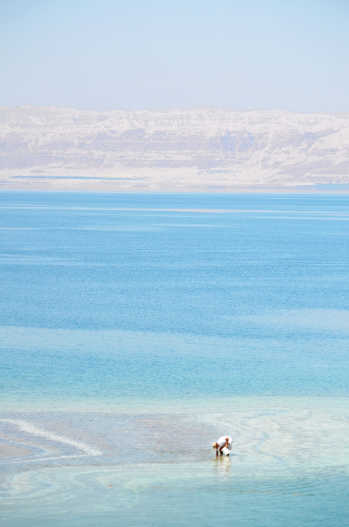The Dead Sea ~ Jordan