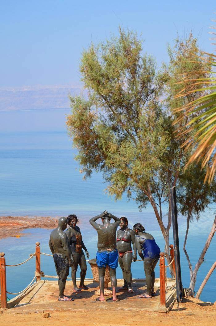 Mud of The Dead Sea