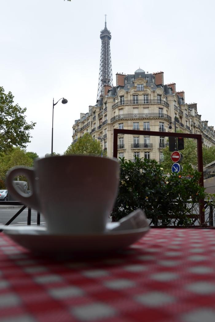 Eiffel Tower & Cofee