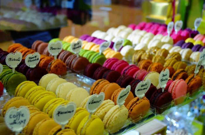 Paris ~ Macarons