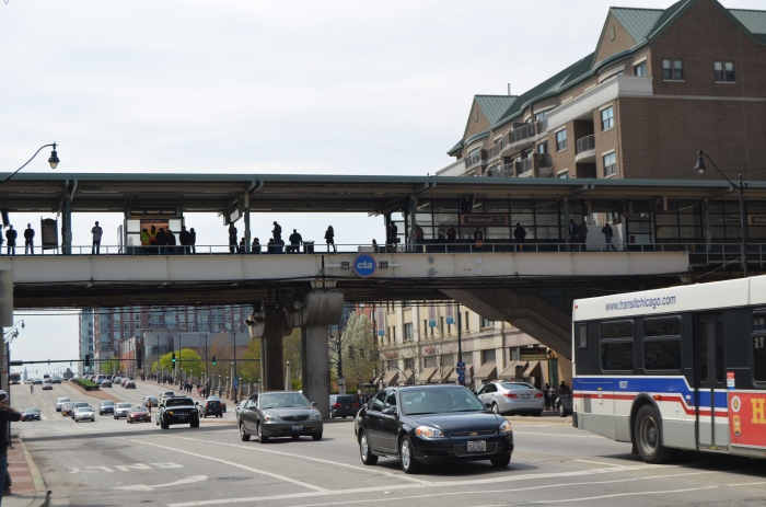 Chicago's Elevated 'L'