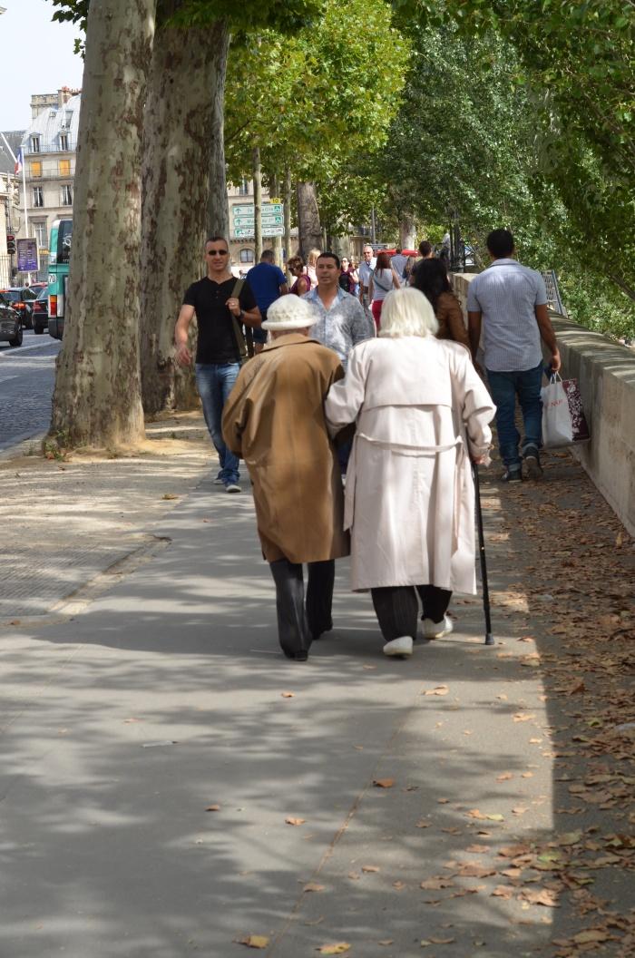 Paris August 2013