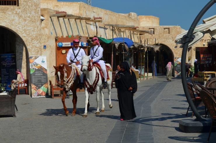 Souq Waqif, Doha Qatar