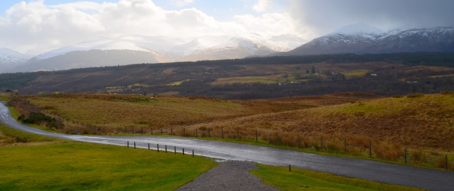Photo of the Week: Wide Open Spaces In The Scottish Highlands