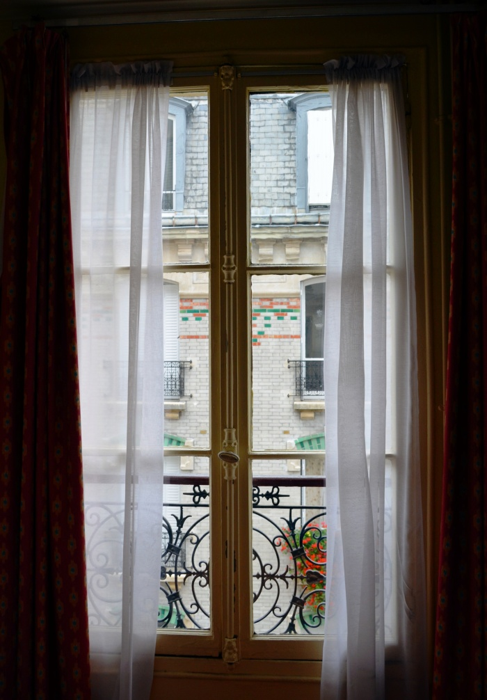 Window in Paris