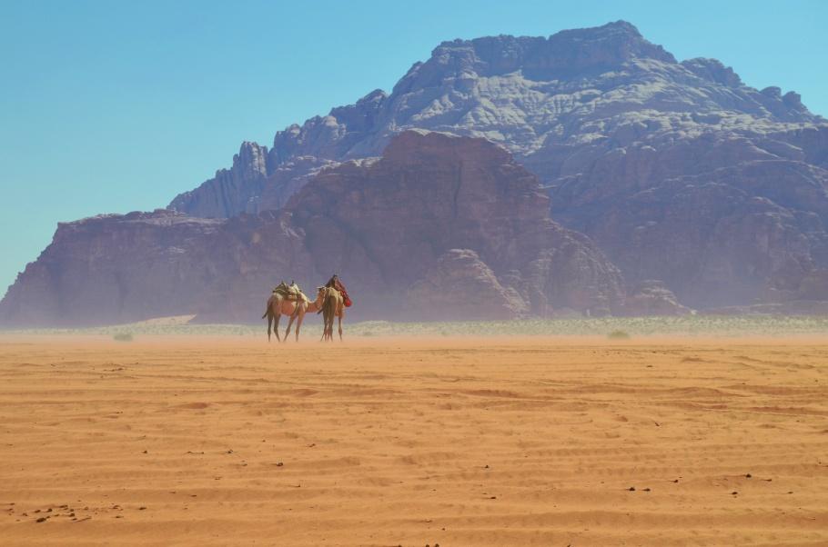 Wadi Rum, Jordon