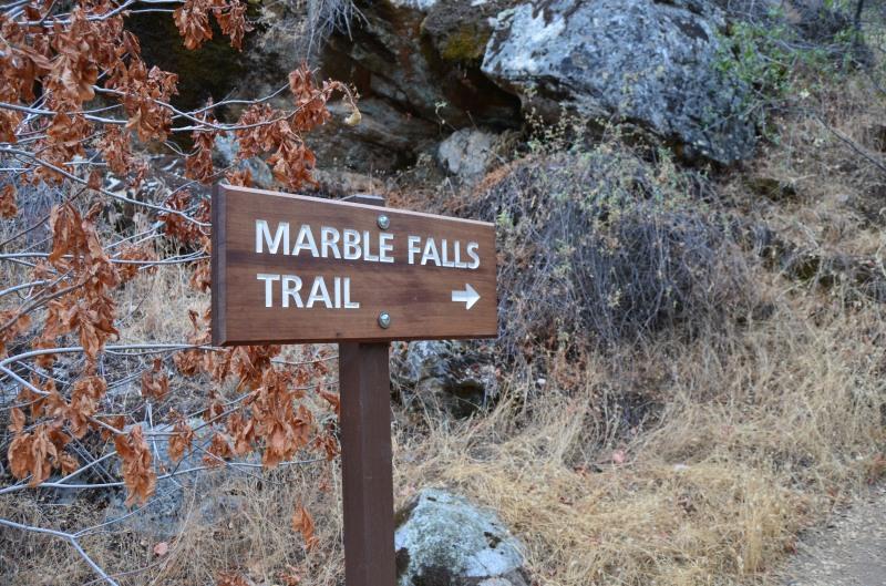 Marble Falls Trail