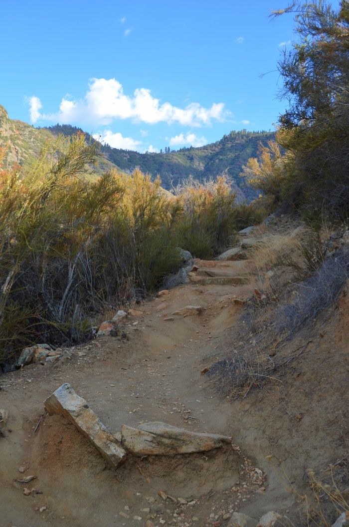 Marble Falls Trail, Sequoia National Park