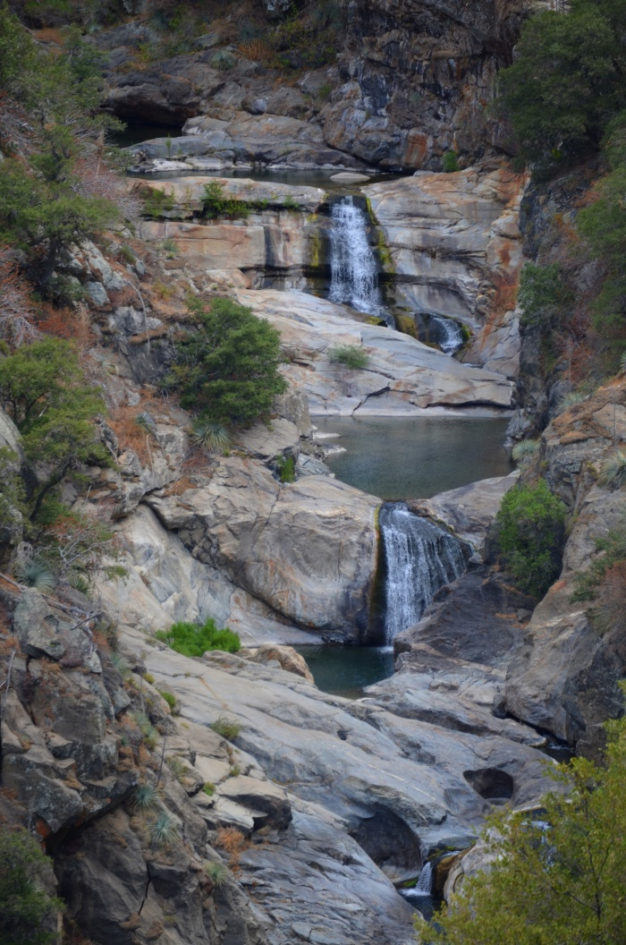 Marble Falls, Sequoia National Park