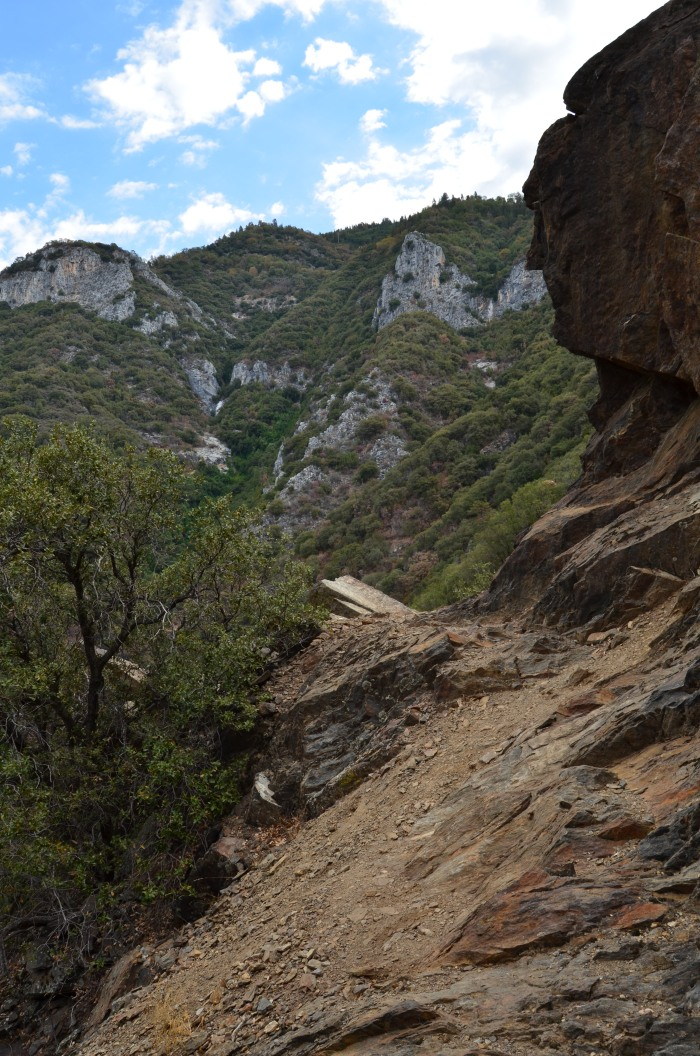 Marble Falls Trail, Sequoia National Park, California