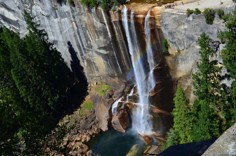 Vernal Falls, Yosemite