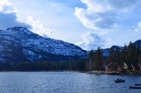 Donner Lake, Northern California